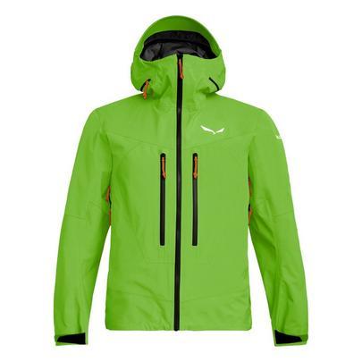 Salewa Men's Ortles 3 GTX Pro Jacket - Pale Frog