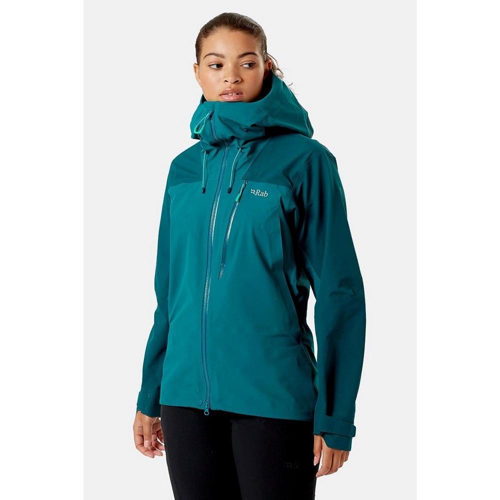 Rab Women's Ladakh GTX Jacket - Sagano Green