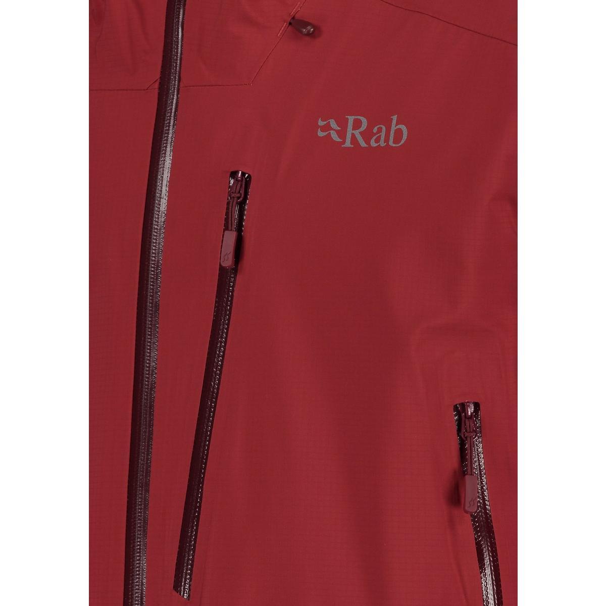Rab Men's Firewall Jacket - Ascent Red