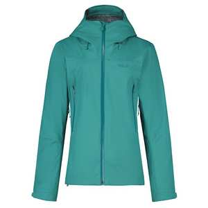 Women's Arc Eco Jacket - Storm Green