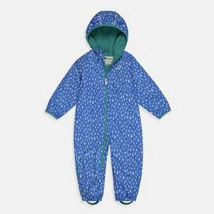 Kids' All-In-One Fleece Lined Puddlesuit - Blue
