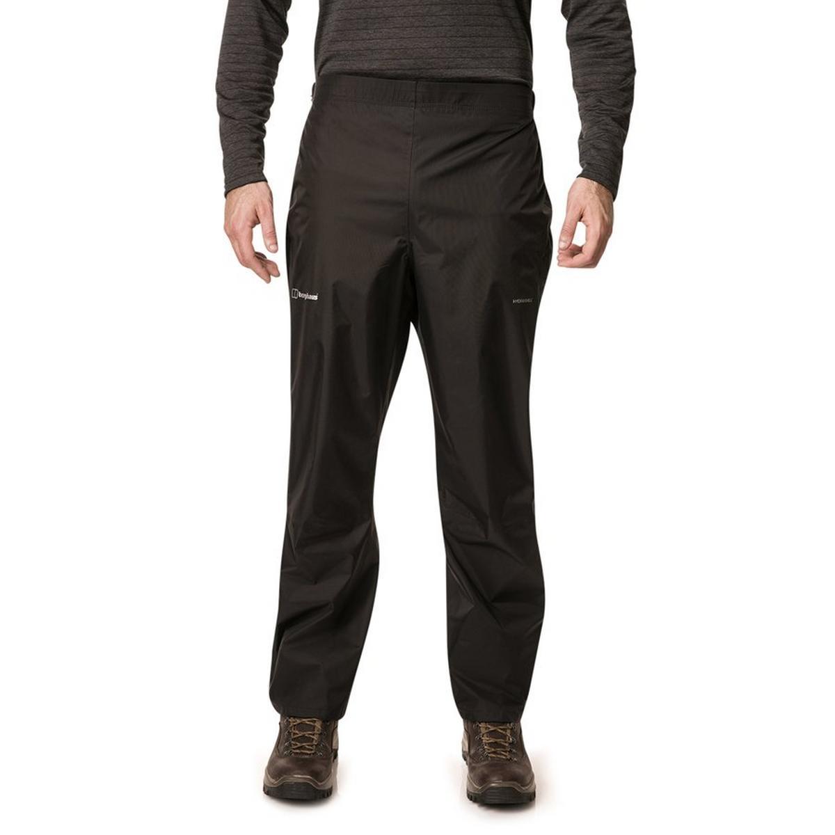Berghaus Men's Berghaus Deluge 2.0 Waterproof Pant Short - Black