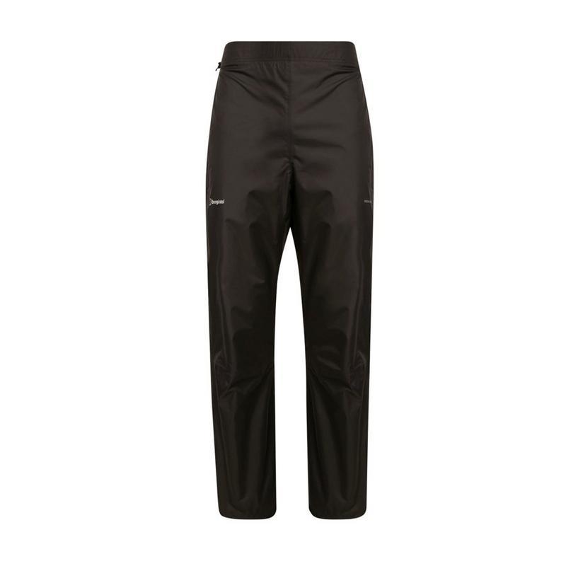 Men's Berghaus Deluge 2.0 Waterproof Pant Long - Black