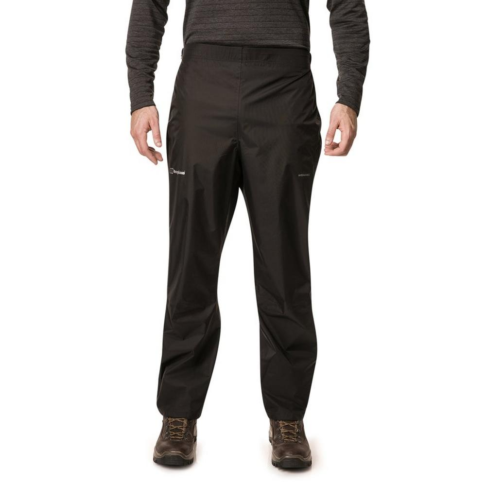Berghaus Men's Berghaus Deluge 2.0 Waterproof Pant Long - Black