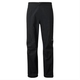 WATERPROOF Overtrousers Men's Downpour Plus REGULAR Leg Pants Black