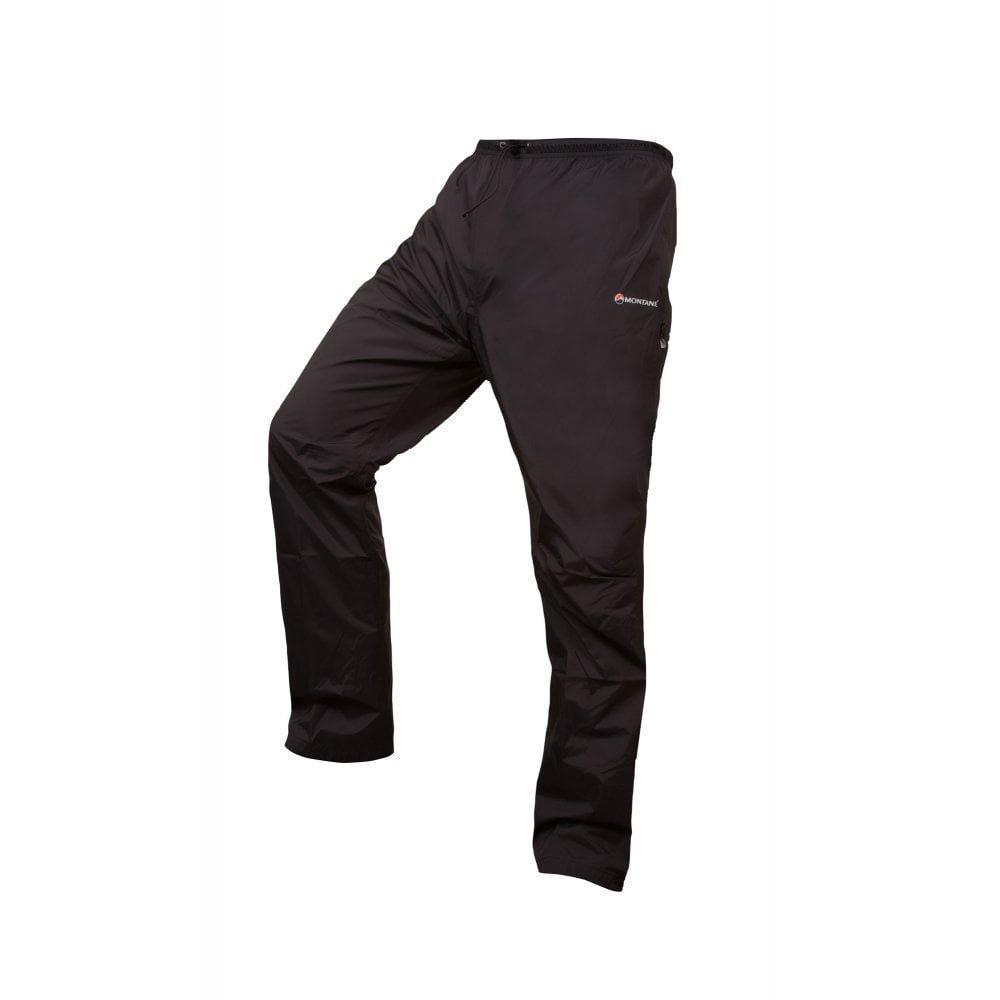 Montane Men's Montane Dynamo Waterproof Pants Regular - Black
