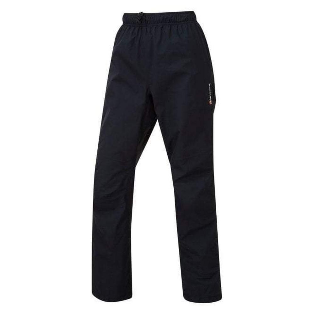 Montane Women's Montane Pac Plus Waterproof Pants - Black