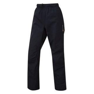 Women's Montane Pac Plus Waterproof Pants - Black