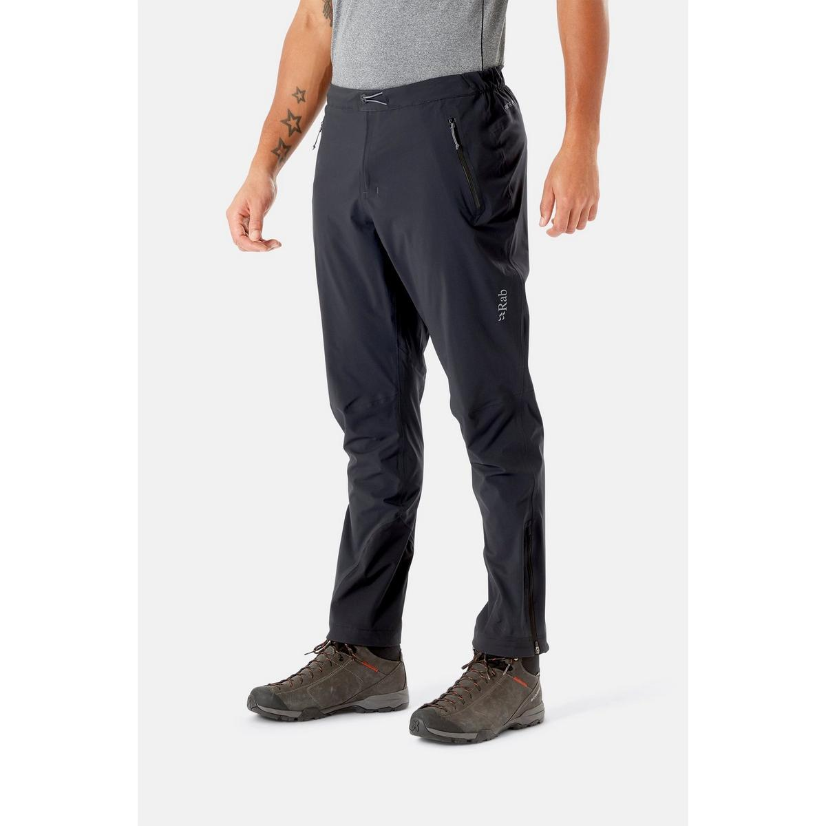 Rab Men's Kinetic 2.0 Pant - Grey