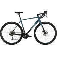 Nuroad Race Adventure Bike - 2020 - Grey/Blue