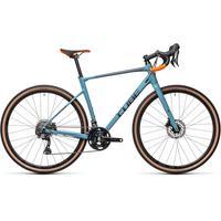Nuroad Race Adventure Bike - 2021 - Grey/Blue