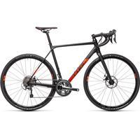 Cross Race Cyclocross Bike - 2021 - Black/Red