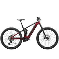 Rail 7 Electric Mountain Bike - 2020 - Black/Red