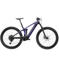 Rail 5 Electric Full Suspension Mountain Bike - 2021 - Purple
