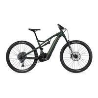 E-150 RS 29ER Electric Mountain Bike - 2021 - Matt Granite