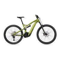 E-150 S 29ER Electric Mountain Bike - 2021 - Olive