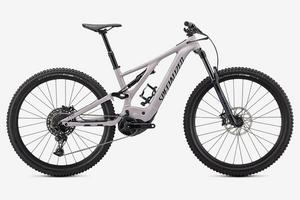 Turbo Levo Full Suspension Electric Mountain Bike - 2021 - Clay/Black/Flake Silver