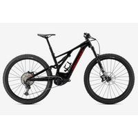 Turbo Levo Comp Electric Mountain Bike - 2021 - Black/Flo Red