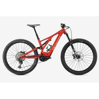 Turbo Levo Comp Electric Mountain Bike - 2021 - Redwood / White Mountains