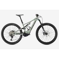 Turbo Levo Comp Electric Mountain Bike - 2021 - Spruce Tarmac Black