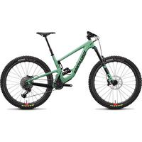MegaTower C S Reserve Full Suspension Bike - 2020 - Green