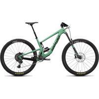 MegaTower C R Full Suspension Mountain Bike - 2020 - Green