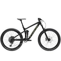 Remedy 8 GX Full Suspension Mountain Bike - 2020 - Matt Black