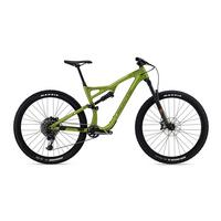 S-150 C RS Full Suspension Mountain Bike - 2020 - Matt Olive/Khaki