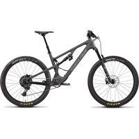 5010 C R 27 Full Suspension Mountain Bike - 2020 - Grey