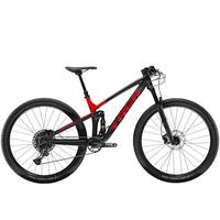 Top Fuel 8 Full Suspension Mountain Bike - 2020 - Black/Red