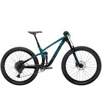 Fuel EX 7 NX Full Suspension Mountain Bike - 2021 - Green/Black
