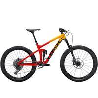 Remedy 8 GX Full Suspension Mountain Bike - 2021 - Red/Yellow