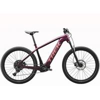 Women's Powerfly 5 Electric Mountain Bike - 2020 - Mulberry/Black