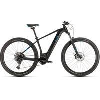 Reaction Hybrid EX 625 Electric Mountain Bike - 2020 - Black