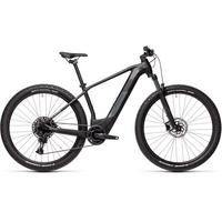 Reaction Hybrid Pro 625 Electric Mountain Bike - 2021 - Black