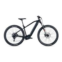 E-505 29er Electric Mountain Bike - 2022 - Matt Black