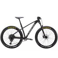 Roscoe 7 Hardtail Mountain Bike - 2020 - Matt Black