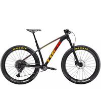 Roscoe 8 Hardtail Mountain Bike - 2021 - Matt Black/Red