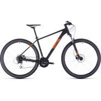 Aim Pro 29 Hardtail Mountain Bike - 2020 - Black/Orange