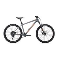 801 V2 Hardtail Mountain Bike - 2020 - Matt Granite/Orange