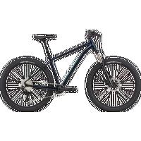 Cujo 3 Hardtail Mountain Bike - 2021 - Blue