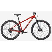 Rockhopper Elite Hardtail Mountain Bike - 2021 - Red