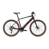 Hoxton Electric Hybrid Bike - 2021 - Matt Granite
