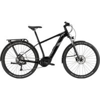 Tesoro Neo X 3 Electric Hybrid Bike - 2021 - Black Pearl