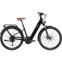 Adventure Neo 3 EQ E-Hybrid Bike - 2021 - Black