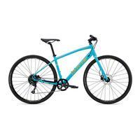Women's Carnaby Hybrid Bike - 2020 - Matt Blue