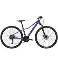Women's Dual Sport 3 Hybrid Bike - 2020 - Purple Flip