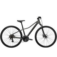 Women's Dual Sport 1 Hybrid Bike - 2021 - Grey