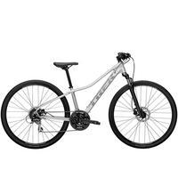 Women's Dual Sport 2 Hybrid Bike - 2021 - Silver