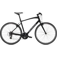 Sirrus 1.0 Hybrid Bike - 2021 - Black